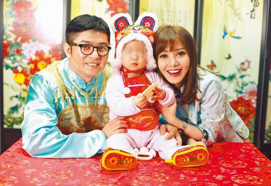 陳子玄與陳建隆兩人已簽字離婚。(圖/陳子玄臉書)