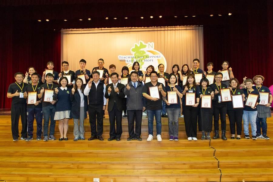 「夢的N次方」教師專業自主社群「講師培訓」場,今明2天在台南登場。(曹婷婷攝)