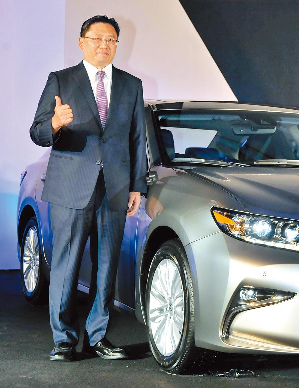 和泰車總經理蘇純興。圖/本報資料照片