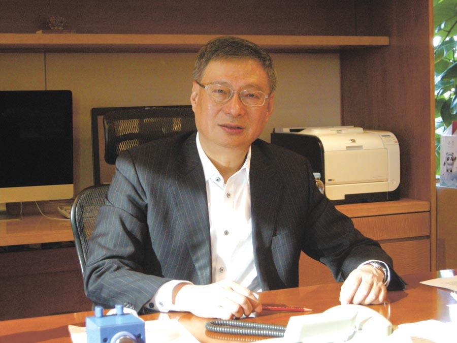 中國銀行前行長、兩岸企業家峰會大陸方面金融產業合作推進小組召集人李禮輝。圖/康彰榮