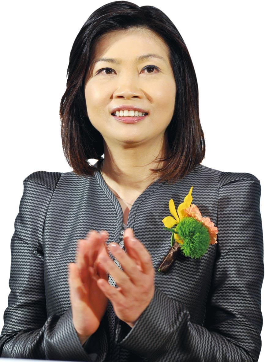 杏一董事長陳麗如。圖/本報資料照片