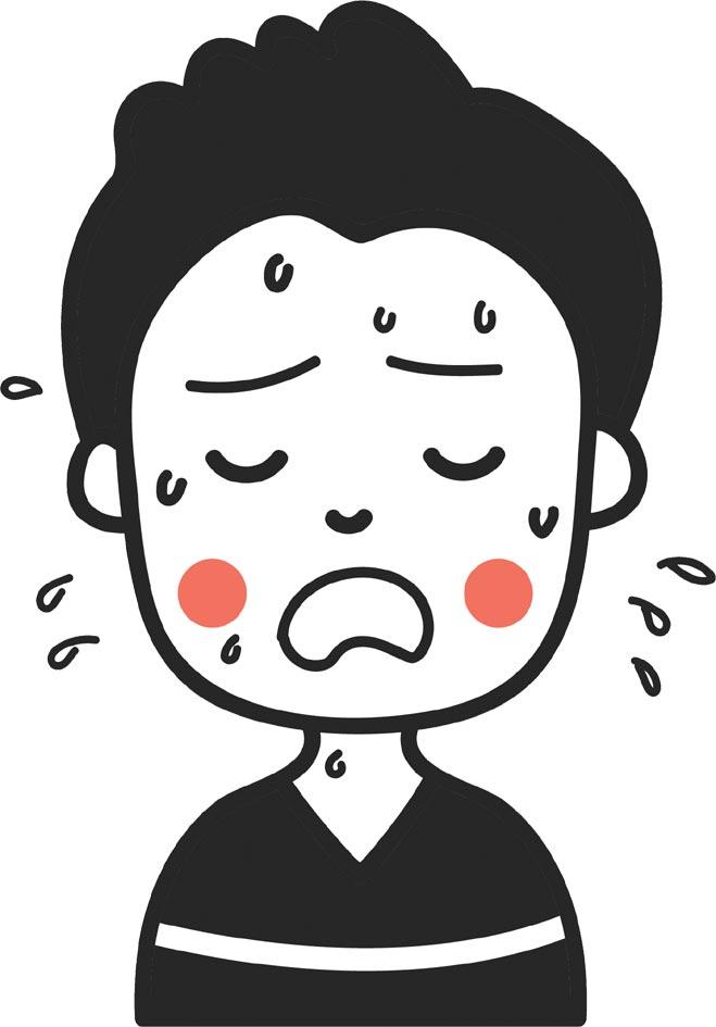 擺脫惱人多汗症 治療方式比一比      圖/新光醫院提供