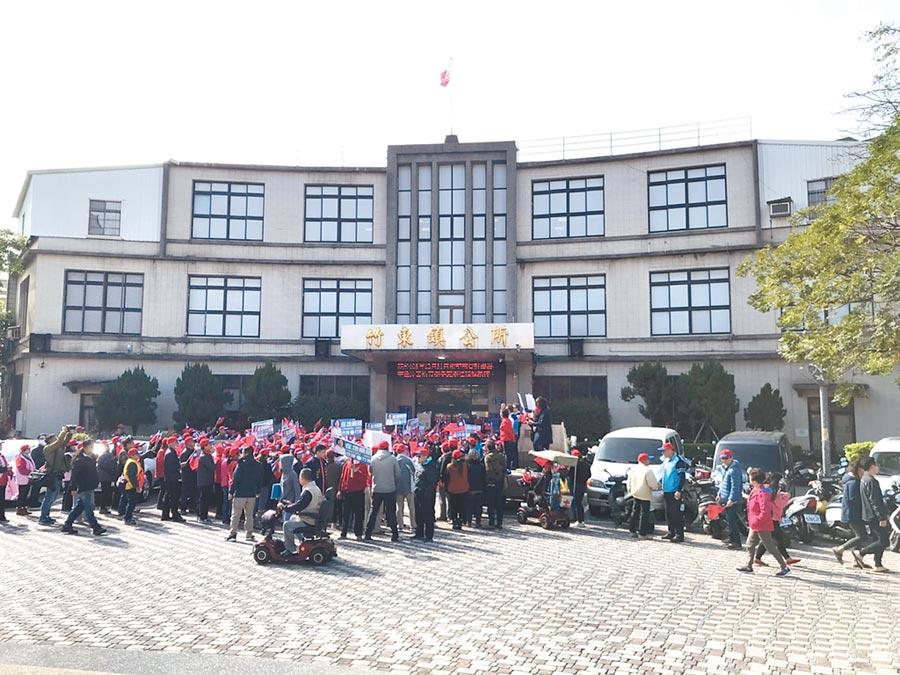 新竹縣竹東鎮長補選將在明年2月22日舉辦,27日登記截止。(莊旻靜攝)