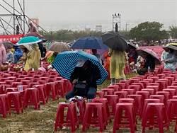 不管風雨有多大 鋼鐵韓粉在「等一個人」
