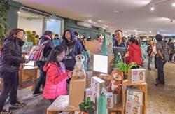 新竹動物園紀念福袋熱賣遊客搶拍3大打卡點