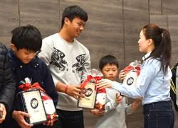 妮娜巧克力業者募集愛心禮物 溫暖500位弱勢孩童圓夢