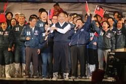 韓國瑜喊出推動全台「六塊肌計畫」