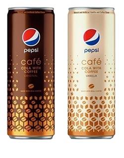 強打咖啡因加倍 百事搶推咖啡可樂