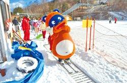 暖冬等嘸雪 日滑雪場延開幕