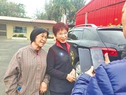 台南第六選區 南聖里長退黨 柱姐體諒為難