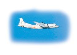 運-9穿對馬海峽 日戰機緊急升空