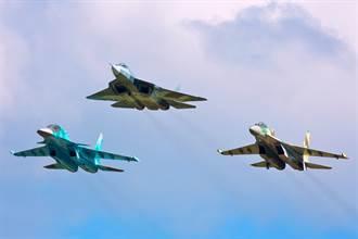 Su-57第一單 阿爾及利亞將購Su-57 與Su-34