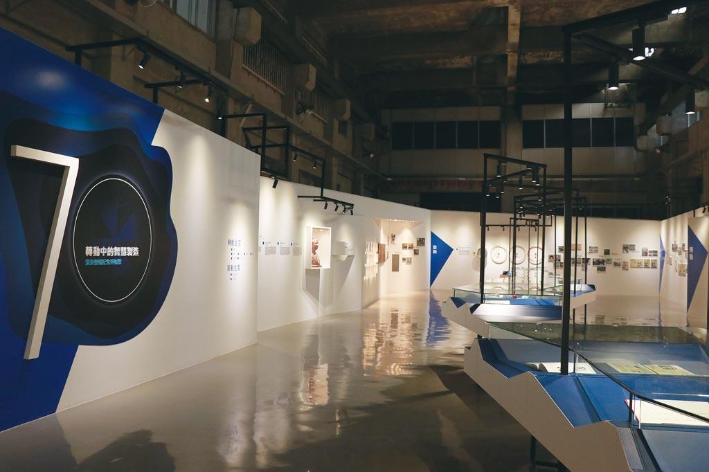 FEMCO 70-轉動中的智慧製造-紀念博物館。圖/台新證券提供