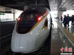 陸鐵路今起大調圖 京張高鐵正式開通