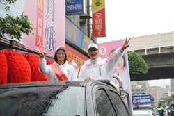 3天2度輔選無黨候選人 朱:相信台灣可超越藍綠