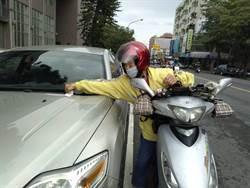 元旦台南路邊停車不收費