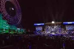 台中跨年晚會在麗寶 無人機倒數+搭摩天輪迎曙光
