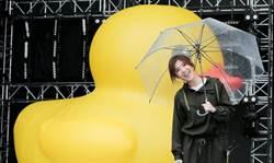 蘇慧倫台北唱跨年自嘲唯一長輩 擔心大學生不認識自己