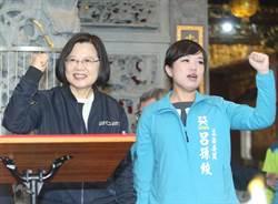 蔡總統肯定呂孫綾國防表現 台版原型機明年將試飛