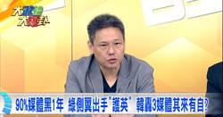 《大政治大爆卦》蔡嗆韓是網軍受益者 小編:正確 是在哈囉?