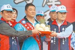 台南第二選區 李武龍佳里大造勢 郭國文車隊掃街