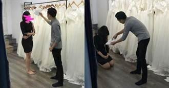 非處女不娶!準新娘試婚紗 見他拿出1張「神秘單子」下跪痛哭