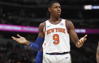 NBA》尼克全面拋售球員 唯獨兩人不賣