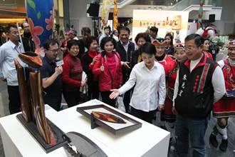 台中市府認證工藝師駐館 打造傳習工藝平台