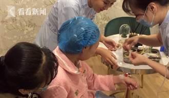 15歲少女長成60歲面孔 早衰女換臉初步成功