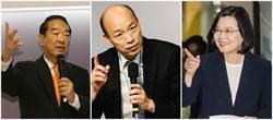 辯論會後 命理師從韓蔡宋面相看選情危機