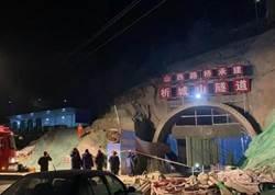 山西晉城在建隧道倒塌 最少5死1受困