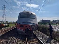台鐵自強號員林出軌 8千多人受延誤