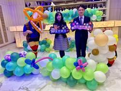 氣球偶劇新登場!富宇建設與住戶喜迎2020年