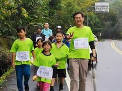 左鎮國小全校健走 幼兒園小朋友挑戰5公里