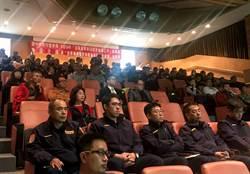 加強年節安全維護 警四分局吳耀南要讓民眾平安過春節