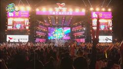 直播》高雄夢時代跨年來了!韓國瑜陪你迎接2020