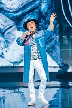 陳昇1993到2020年都唱跨年 像當26次新郎
