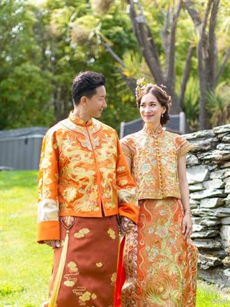 韓庚今在紐西蘭迎娶盧靖姍 官宣:你好,我的愛人