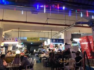 台南跨年夜後續攤 來友愛市場深夜食堂就對了