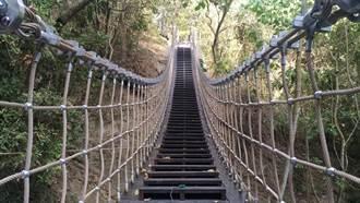 新年假期慢活台中  太平草嶺登山步道整修開放
