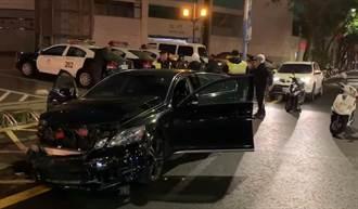 板橋警追肇逃車開2槍 漏夜查緝逃逸駕駛