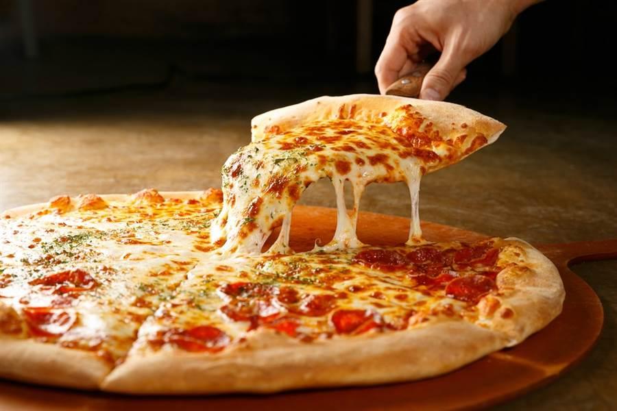 披薩吃啥口味內行?網曝唯一首選(示意圖/達志影像)