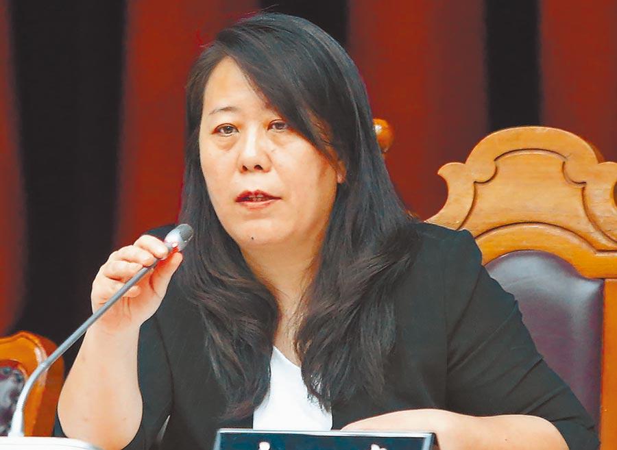 中華兩岸婚姻家庭服務聯盟理事長史雪燕。(本報系資料照片)