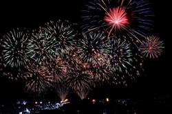 台東跨年演唱會 伴隨璀璨煙火迎接2020