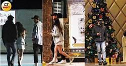 【人夫暗夜擁妹1】賀軍翔大街廝磨長髮妹 張勛傑掩護進暗巷