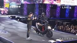 吳宗憲跨年遇「機車男騎車衝舞台」 親吐「驚險3分鐘」心情轉折