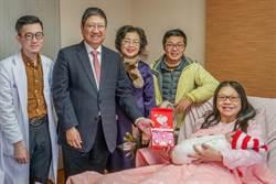 新竹地區有21名元旦寶寶