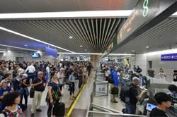 連17年居大陸之冠!浦東機場去年出入境逾3900萬人次