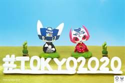 影》吉祥物宣傳東奧 日航送機票分散遊客