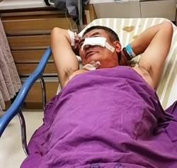 雲林》台西鄉廟方糾紛1人被砍傷 疑選舉糾紛